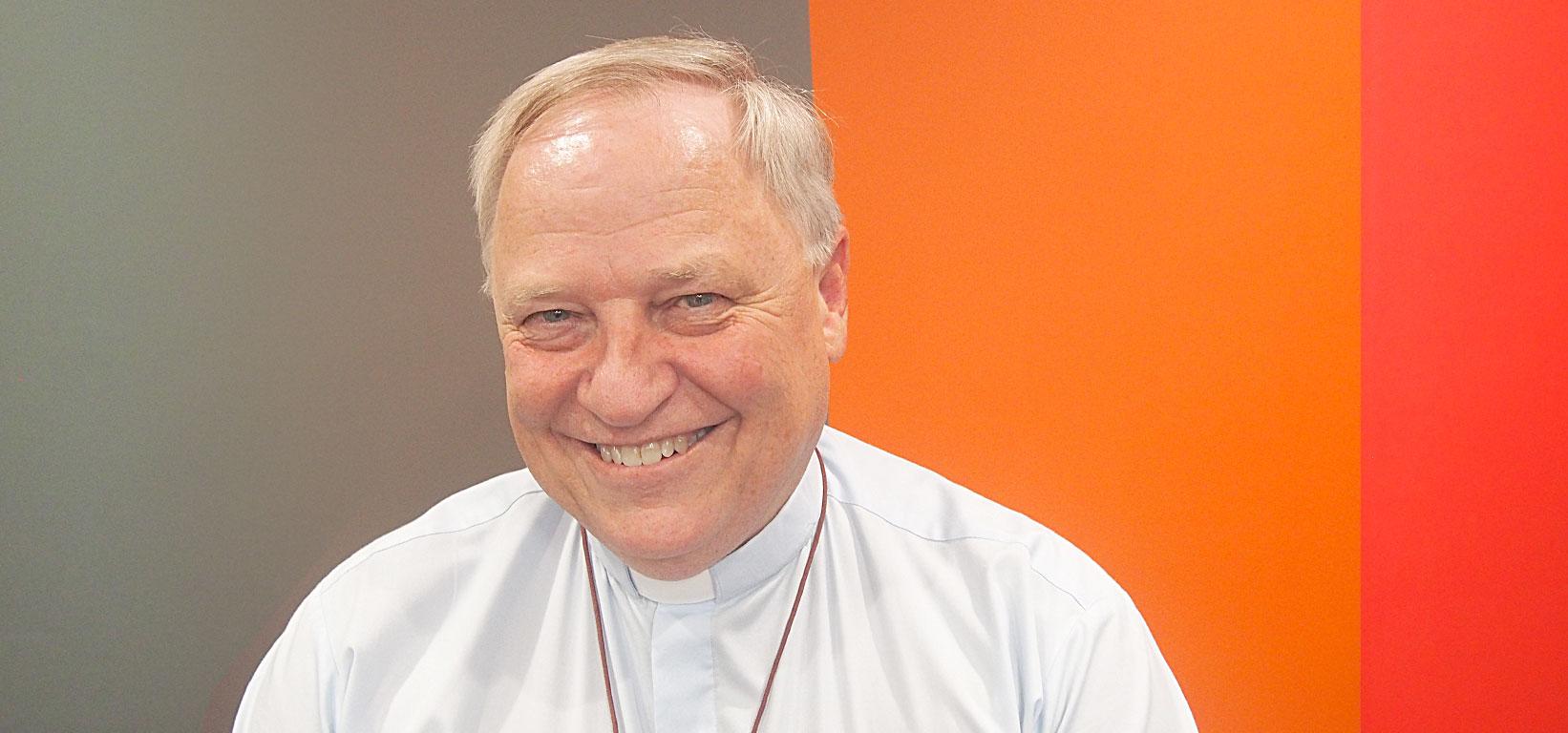 Rev David Baker