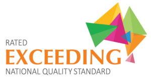 ACECQA Exceeding Rated Child Care Centre